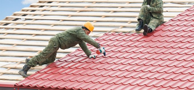 Keeping up Flat Roofs and Your Sanity